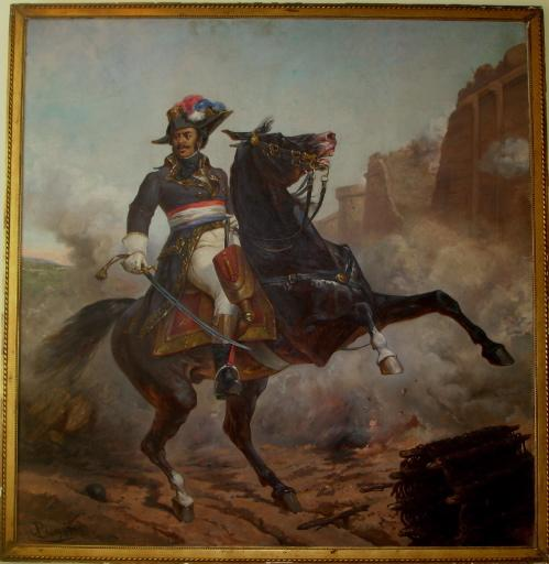 Portrait du Général Dumas